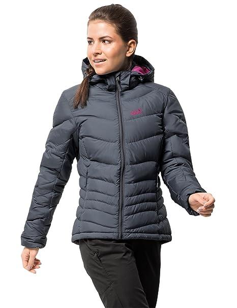 e1aab1c50a3 Jack Wolfskin Ladies Selenium Down Jacket: Amazon.co.uk: Sports ...