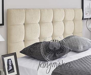 Trendmakers Boutique 4ft6 Standard Double Bed Design Cube Linen