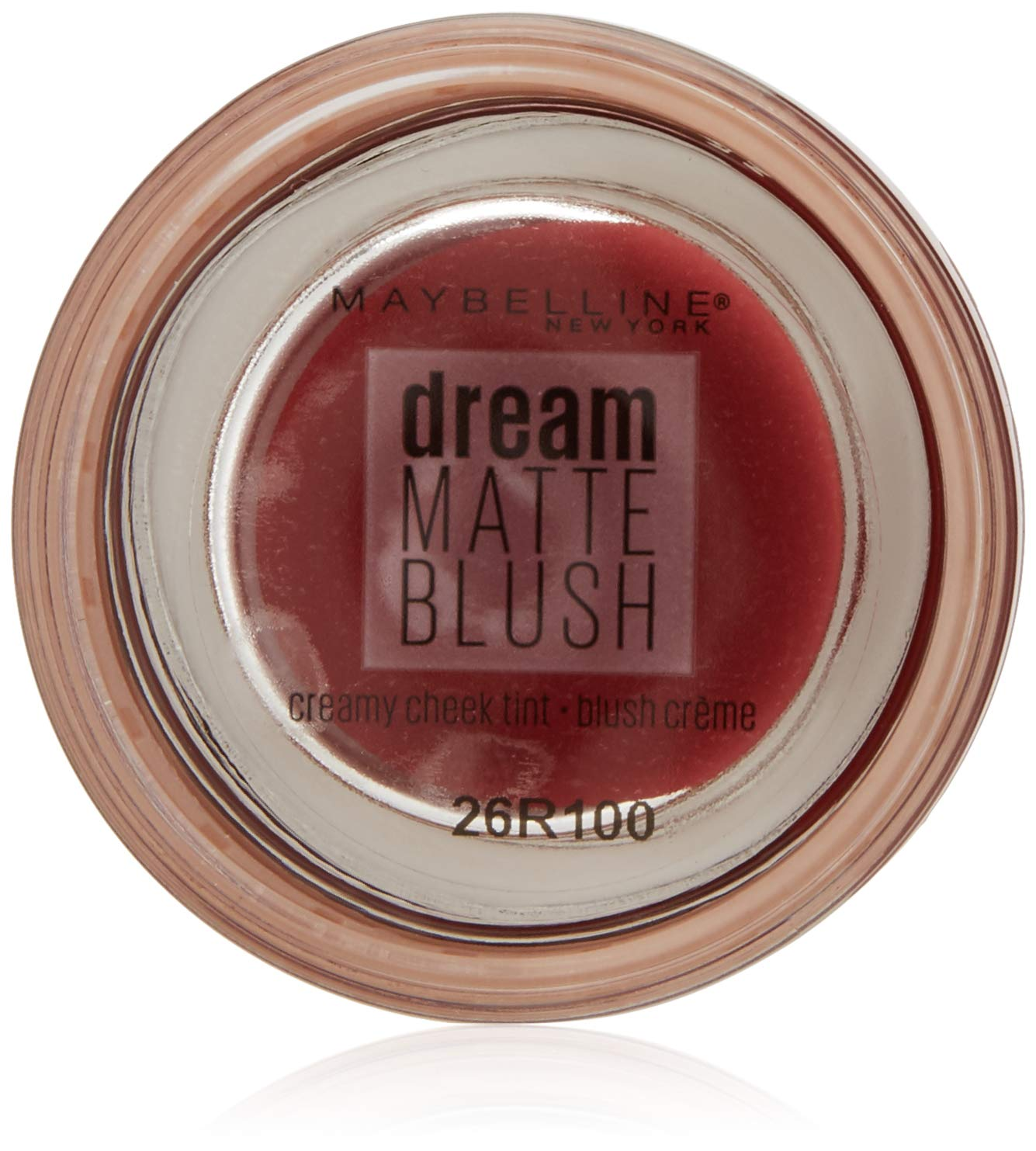 Maybelline Dream Matte Face Blush 80 Bity Of Berry, 7.5g L' Oreal 3600531484804