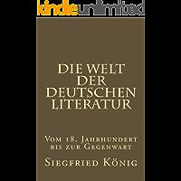 Die Welt der deutschen Literatur - Vom 18.