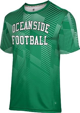 Prosphere Mens Oceanside High School Bold Shirt Apparel At Amazon