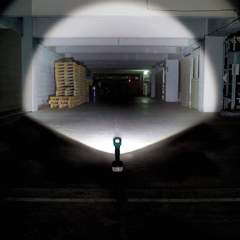 18 V Makita DML808 LED-Taschenlampe