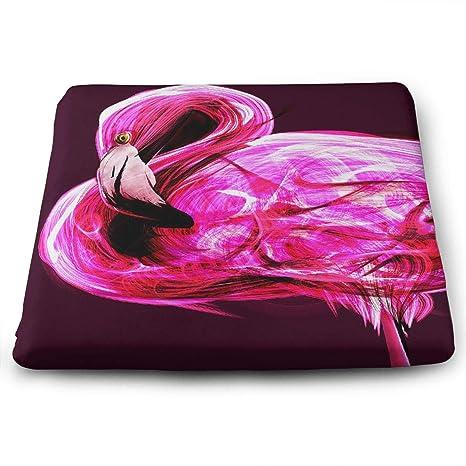 Amazon Com Sdbleisurefamily Super Soft Pink Flamingos Memory Foam