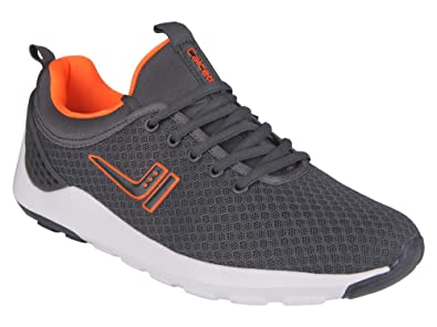 54f1ade48c41c4 calcetto Bouncer Series GRYORG Sport Shoes for Men (Size : 10UK)(BOUNCER-