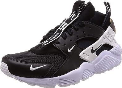 Repellente riflettere divorzio  Amazon.com | Nike Men's Air Huarache Run PRM Zip Black/White/Black  BQ6164-001 (Size: 11) | Road Running