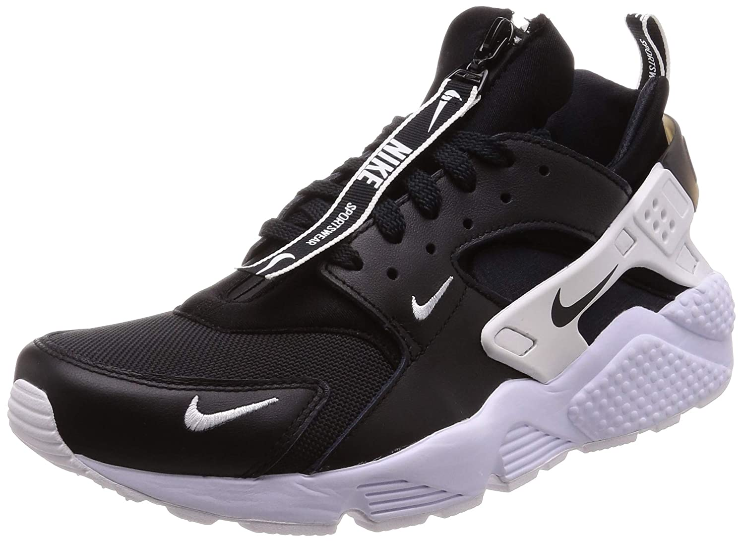 brand new 08fdd eb92f Nike Men s s Air Huarache Run PRM Zip Multisport Indoor Shoes   Amazon.co.uk  Shoes   Bags