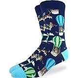 Good Luck Sock Men's Dog Socks