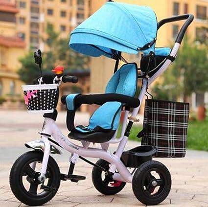 Carrito de bebé Triciclo de niños Bicicletas de bebé para ...
