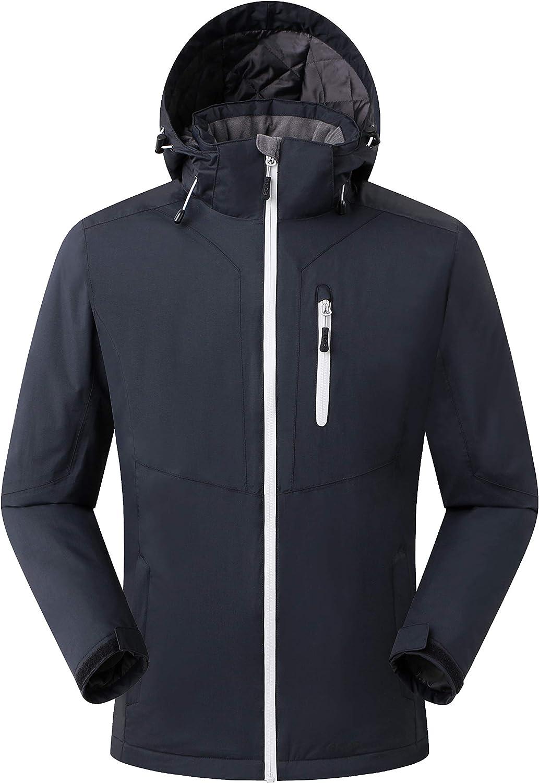 Eono Essentials - Chaqueta de esquí para hombre