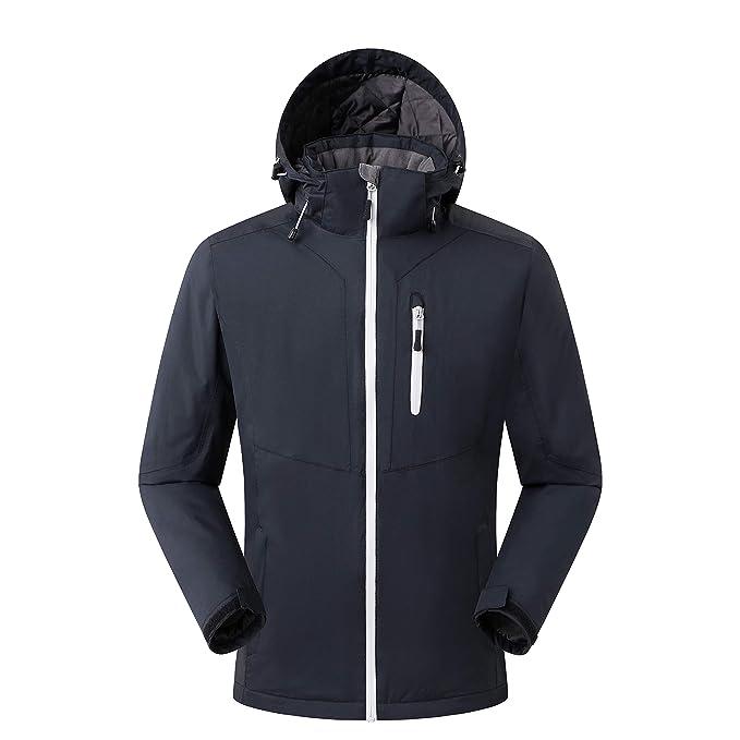 lebendig und großartig im Stil 50-70% Rabatt Sonderverkäufe Eono Essentials Herren Skijacke