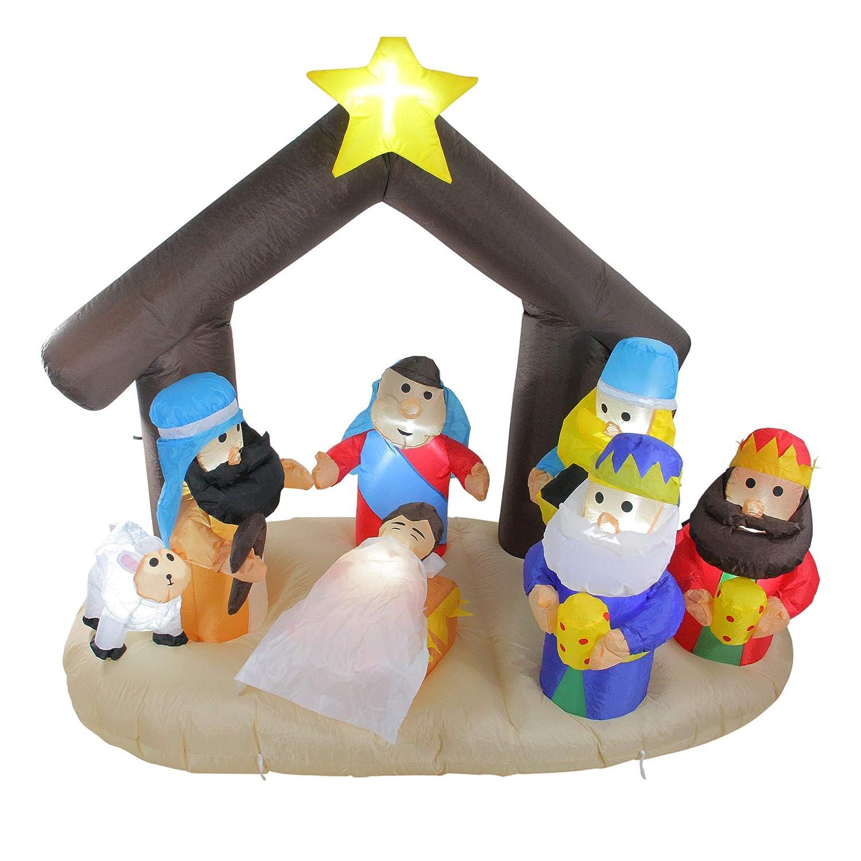 Northlight 32912561 - Decoración navideña, diseño de Yarda ...