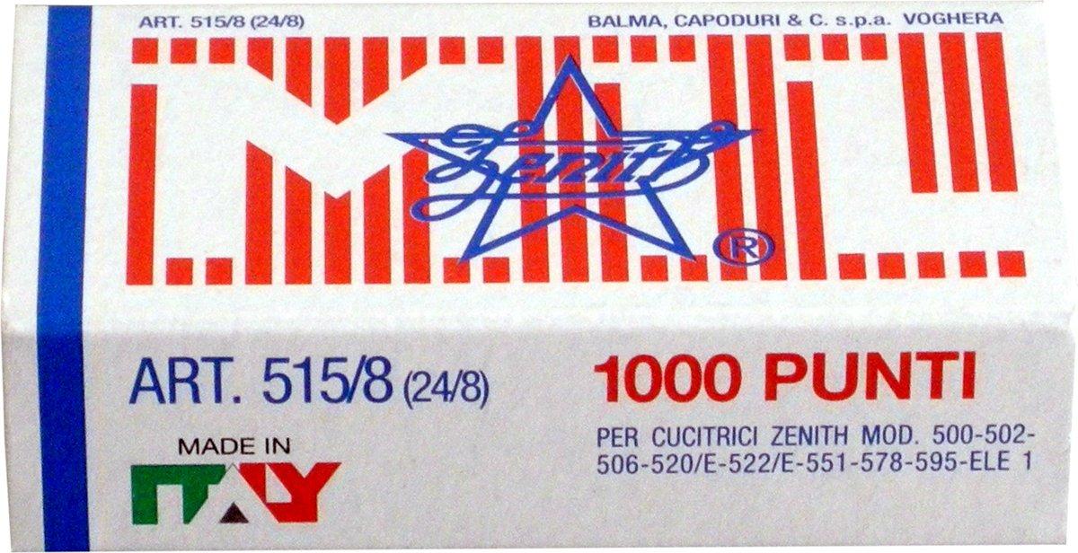 Zenith 129279points métalliques universels, Lot de 1000pièces