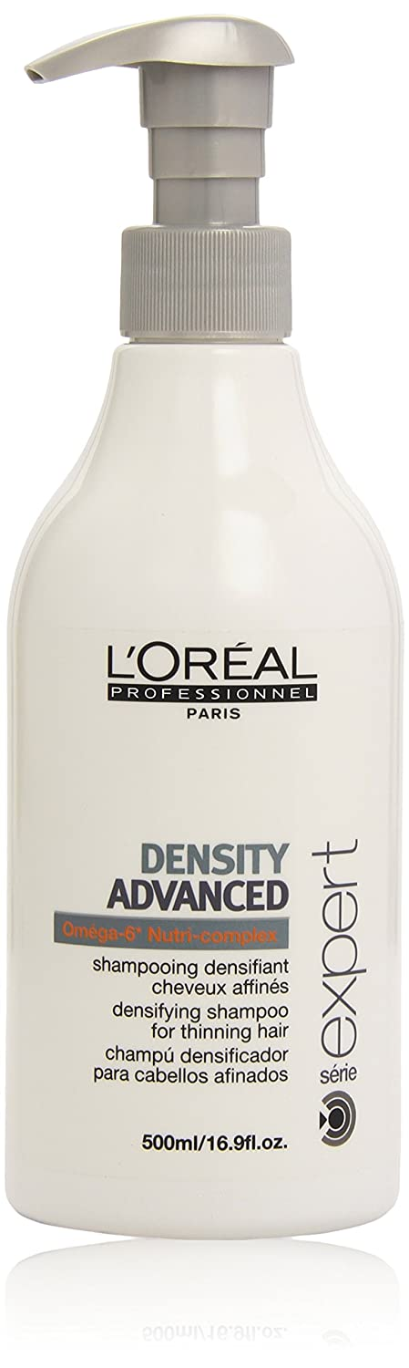 LOréal Expert Professionnel - Density Advanced Shampoo, 500 ml: Amazon.es: Belleza