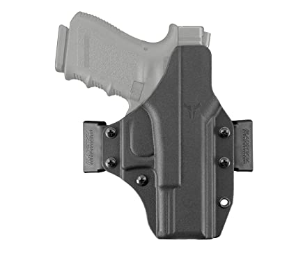 Blade-Tech Total Eclipse Holster for Glock 20/21 - IWB/OWB Concealed Carry  Holster