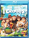 I Croods(deluxe edition) (3D+2D+DVD) [(deluxe edition) (3D+2D+DVD)] [Import anglais]