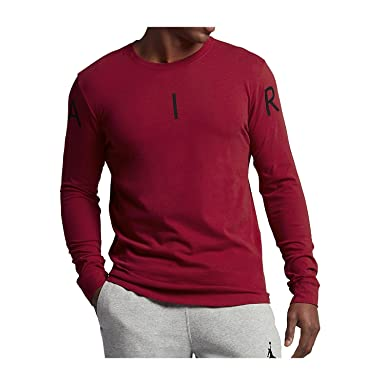 air jordan long sleeve shirt
