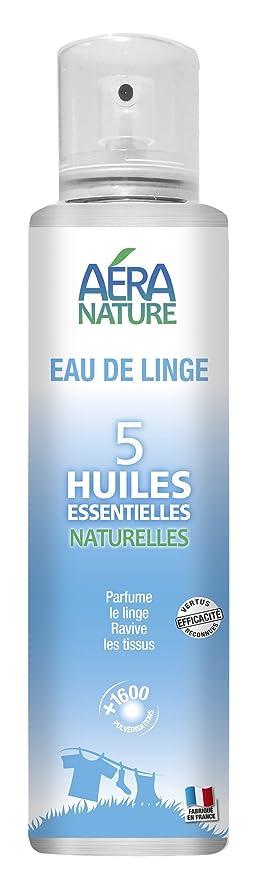 """7 opinioni per """"Eau de linge"""" Acqua di biancheria, 250 ml, ai 5 oli essenziali naturali"""