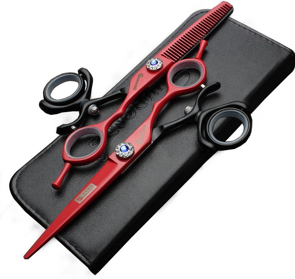 6-Inch pelo tijeras herramienta de alta dureza de Japón 440 C ...
