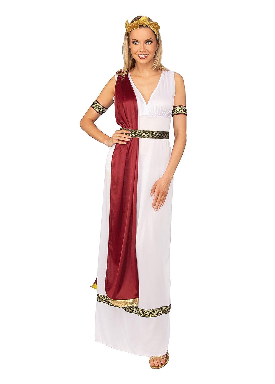Amazon.com: Señoras Diosa griega Costume: Toys & Games