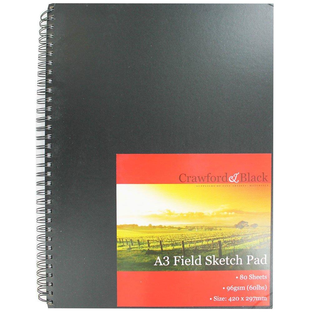 Crawford And Black A3 Sketch Pad
