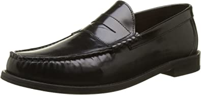 TALLA 40 EU. Base London Strike, Mocasines para Hombre