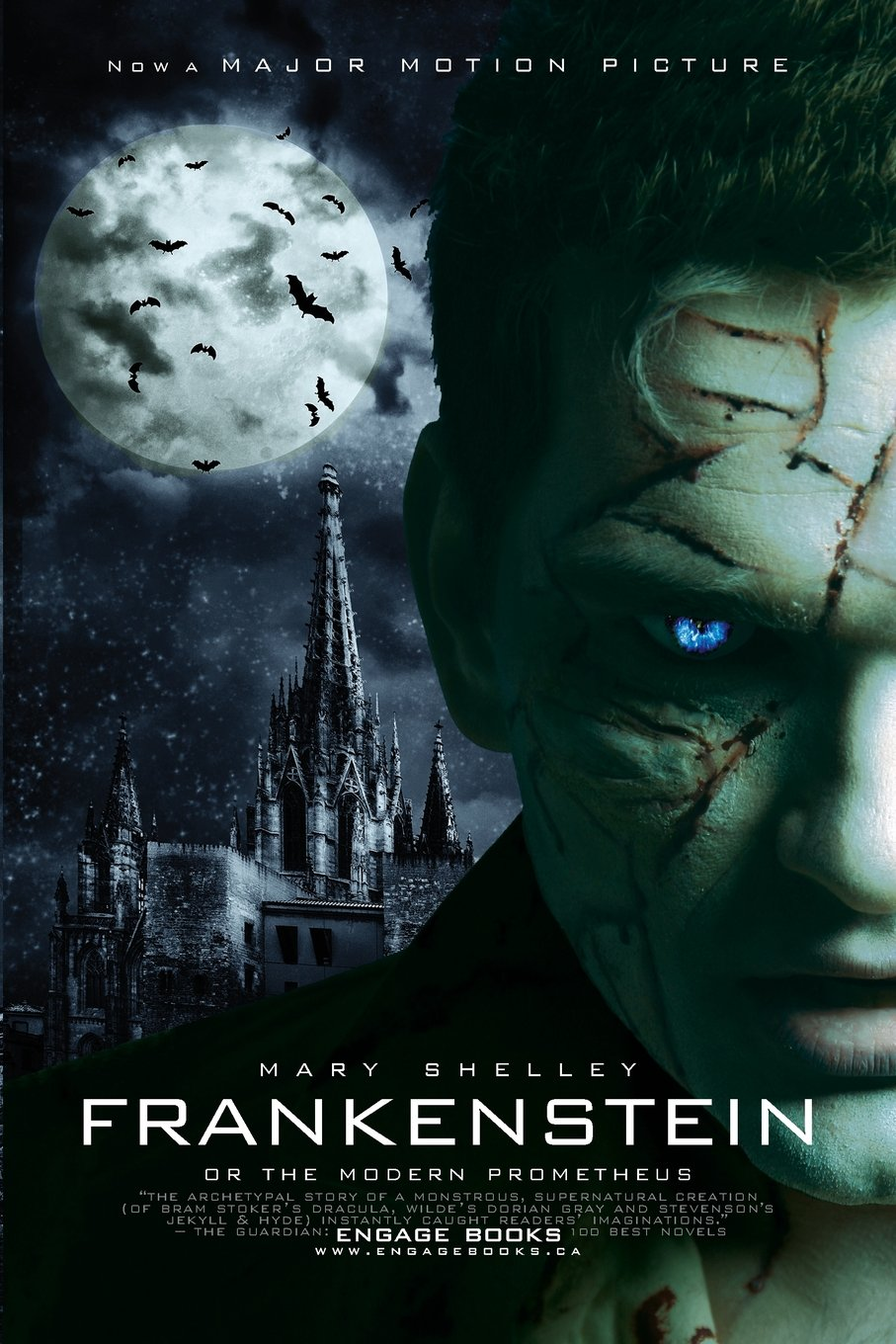 frankenstein quotes about creating life