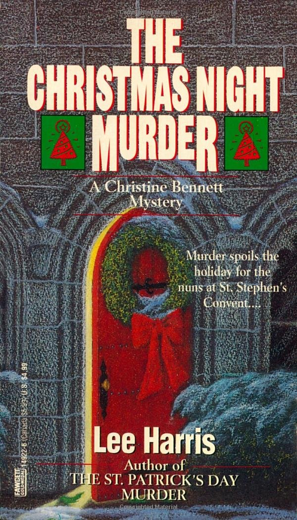 The Christmas Night Murder (Christine Bennett Mysteries) PDF