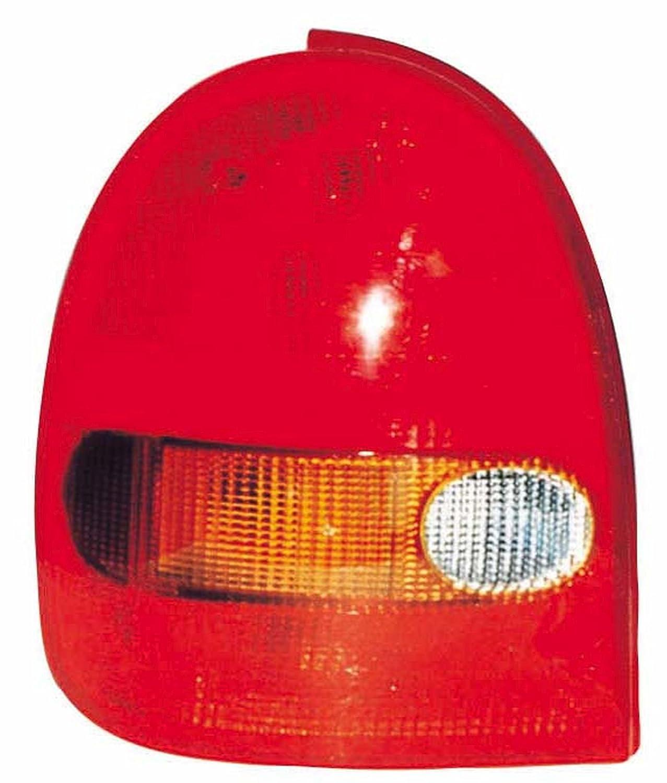 KG 115260052 R/ückleuchte Links DAPA GmbH /& Co