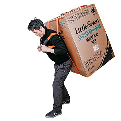 Amazon Com Furniture Lifting And Moving Straps Ergonomic