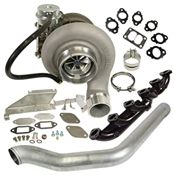 BD Diesel 1045275 Super B 650 Turbo Kit sx-e 366 a/R ración