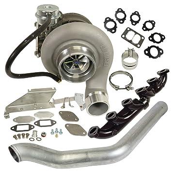 BD Diesel 1045275 Super B 650 Turbo Kit sx-e 366 a/R ración