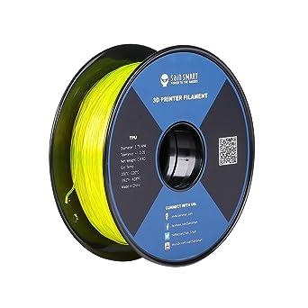 SainSmart 1.75 mm flexible de TPU Impresoras 3d Bobina de Filamento - 800 g