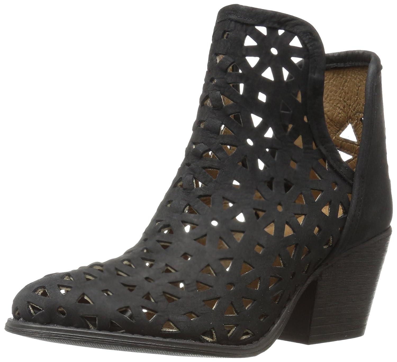 Musse & Cloud Women's Athena Ankle Bootie B01M3Y5RE6 41 EU/9.5-10 M US|Black