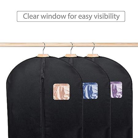 Amazon.com: HZYWL - Juego de 3 fundas para bolsa de ropa ...