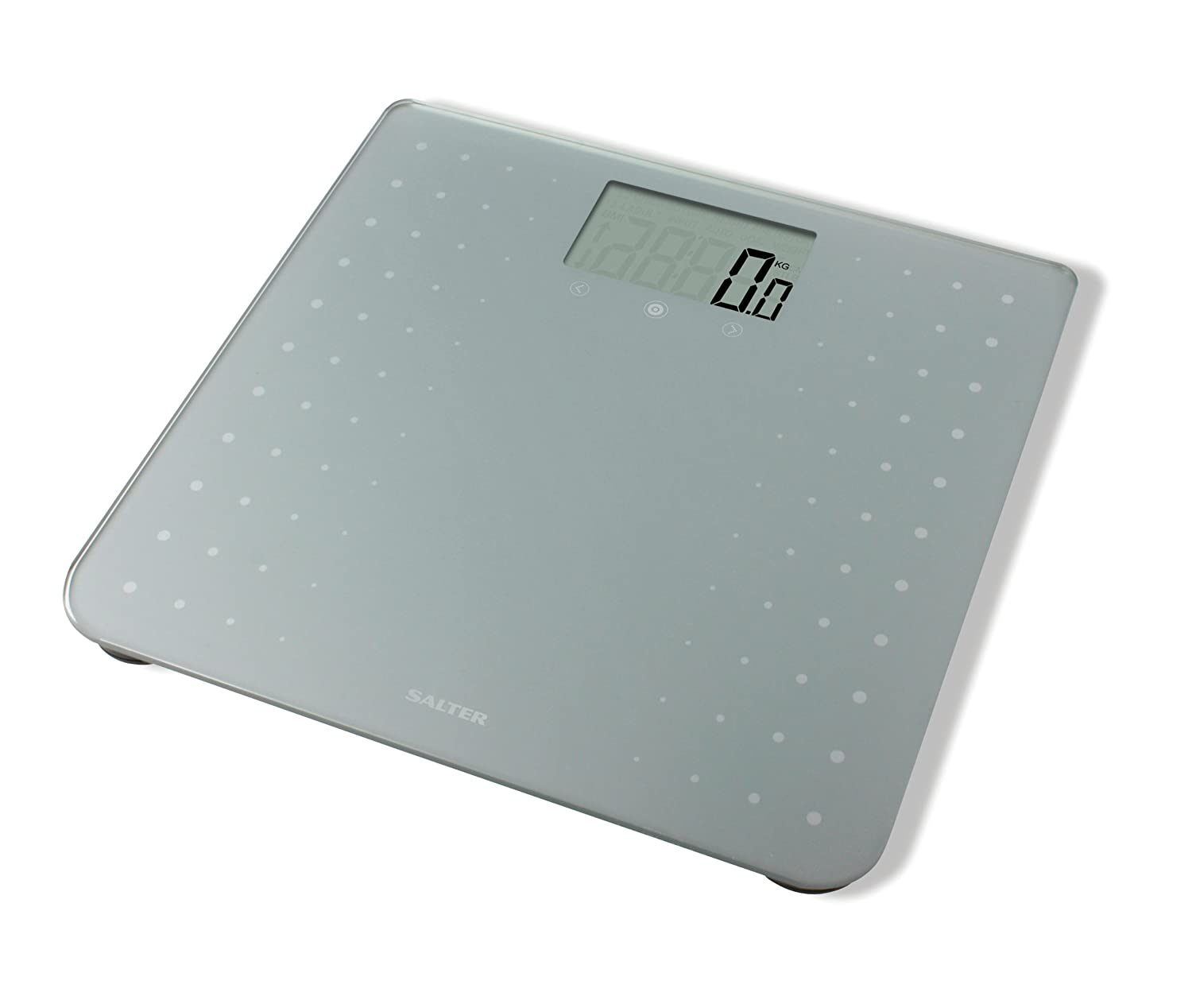 Retro bathroom scales - Salter Weight Tracker Bathroom Scale 9166 Sv3r Amazon Co Uk Health Personal Care