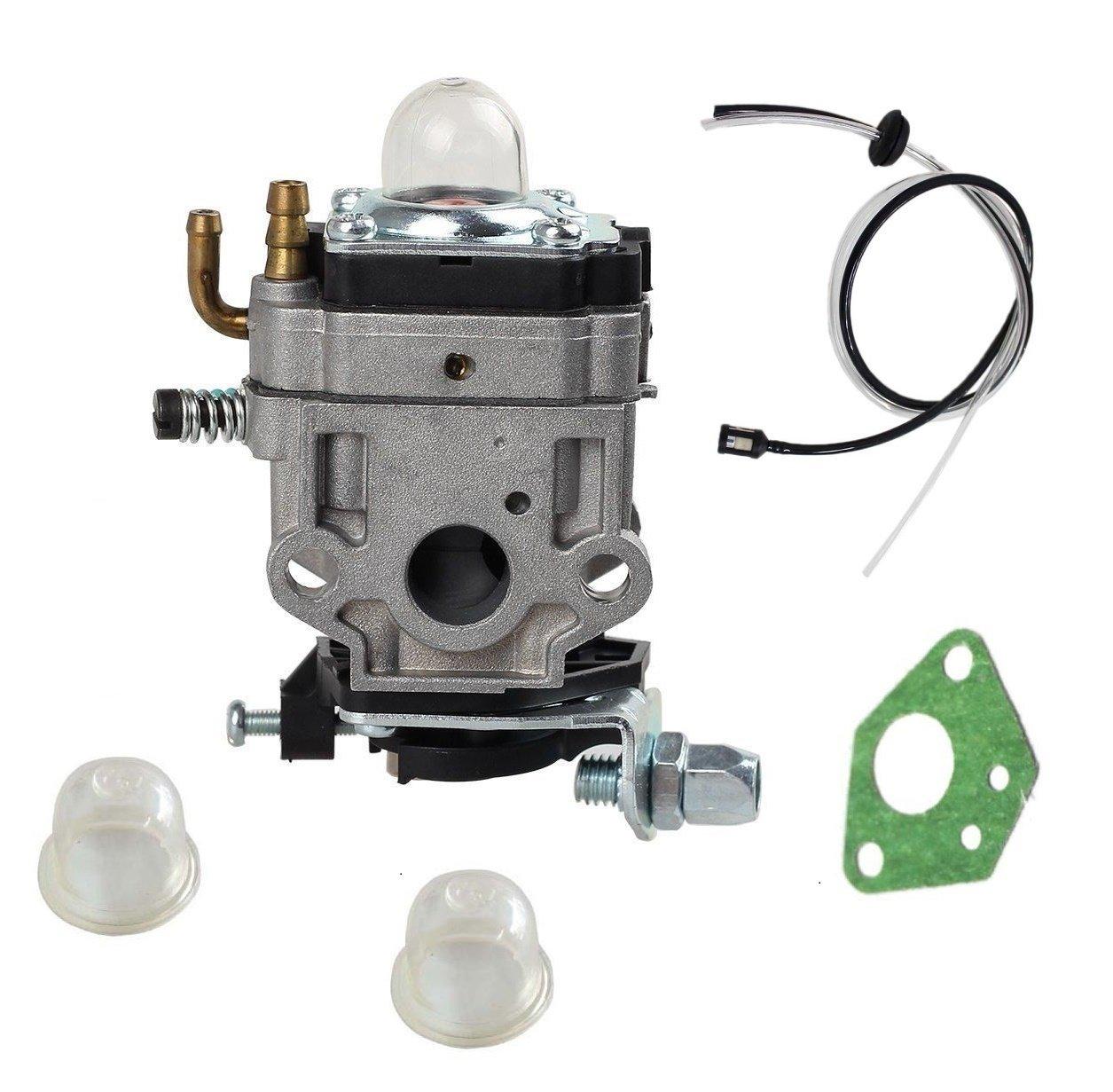 Carburetor bulb Gasket Fuel Lines Fits For 43cc 47cc 49cc 50cc 2 Stroke MiniPocket Bike