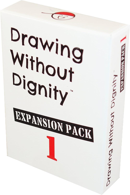 Drawing Without Dignity Paquete de expansión 1: Amazon.es: Juguetes y juegos