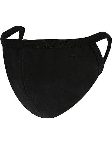 4 Piezas de Máscara de Boca de Algodón Anti-polvo Cubierta de Boca para Hombres