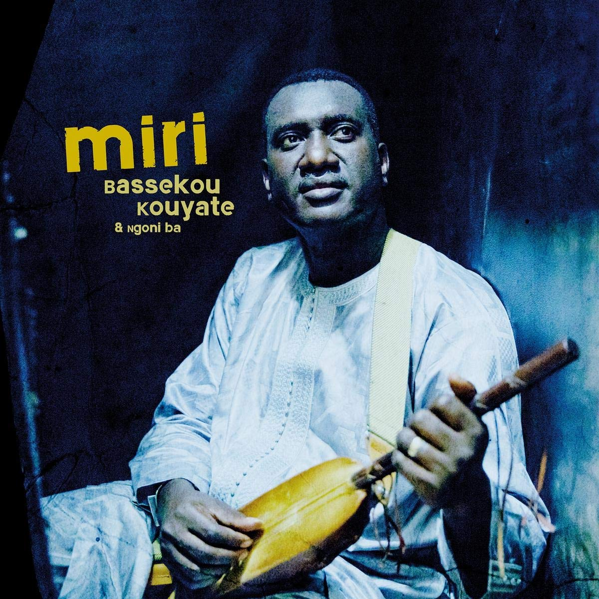 Vinilo : Bassekou Kouyate & Ngoni Ba - Miri (LP Vinyl)
