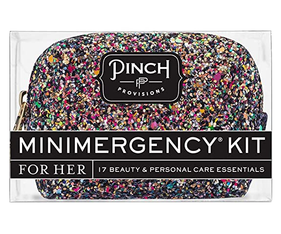 The Pinch Provisions Confetti Minimergency Kit travel product recommended by Ilana Adler on Lifney.