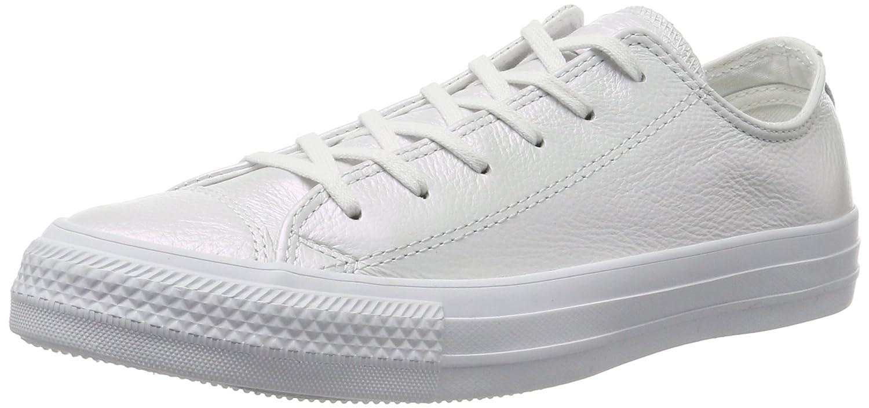 Converse All Star Ox Womens Sneakers White 7.5 B US White/White/White