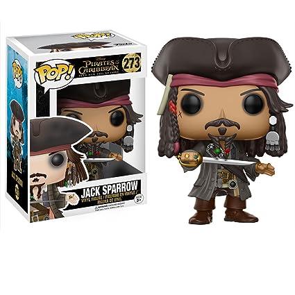 Amazon.com: Funko Jack Sparrow: Piratas del Caribe – Dead ...