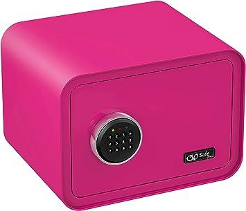 Olympia 7007 Caja Fuerte con código Gosafe 100, Color Rosa: Amazon.es: Bricolaje y herramientas
