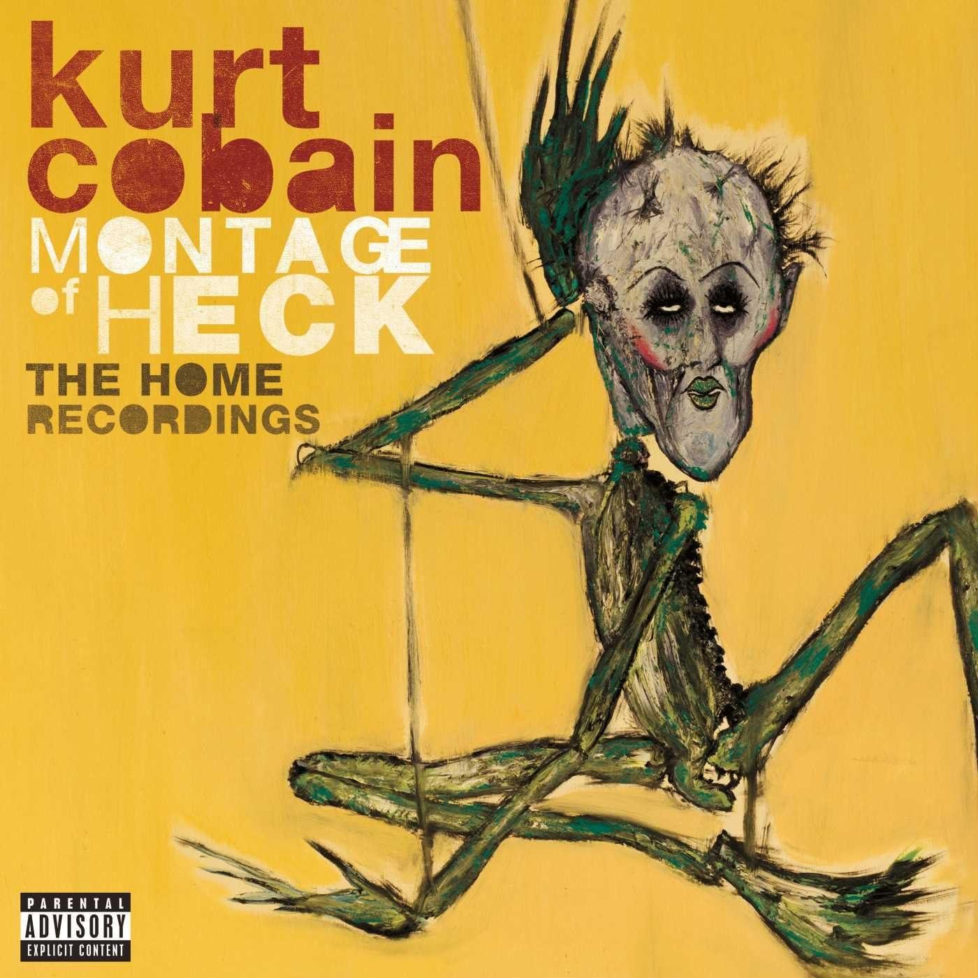 Amazon Montage Of Heck Cobain Kurt Øヴィーメタル ɟ³æ¥½
