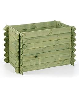 Gartenpirat Hochbeet Fur Krauter Oder Gemuse Aus Larchenholz