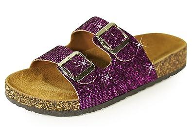 8f9ba80f72e H2K Slide Sandals for Women