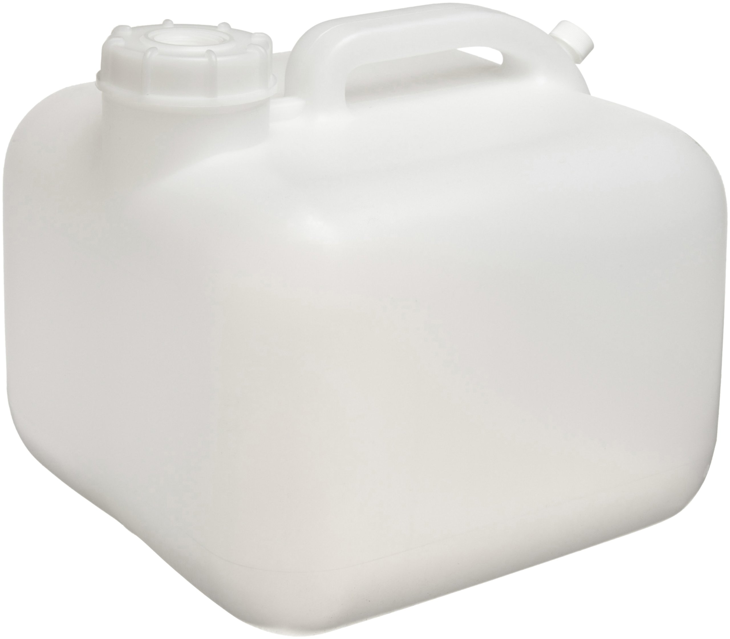 Dynalon 405614 HDPE 2-1/2 gallon Light Weight Carboy (Case Of 4)