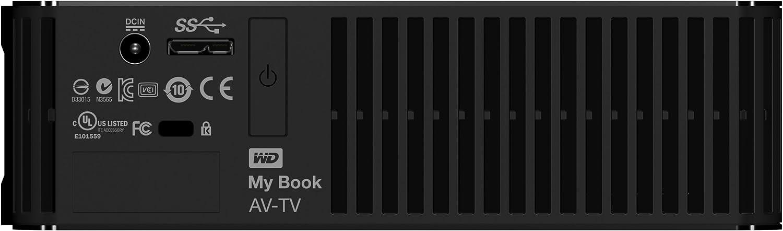 Western Digital 1tb My Book Av Tv Externe Festplatte Computer Zubehör