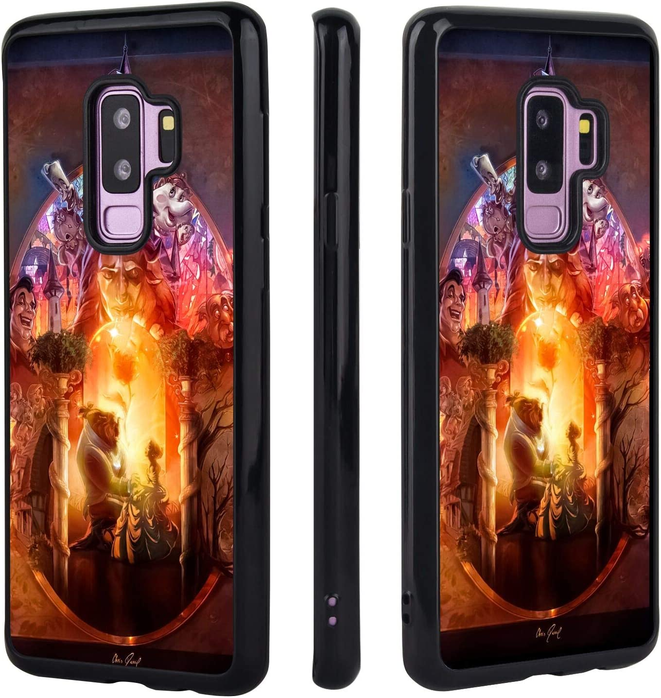 Amazon Com Samsung Galaxy S9 Plus Glossy Cell Phone Case 6 2