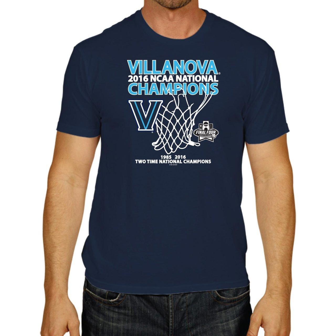 Villanova Wildcats 2016 National Champions camiseta - Azul marino ...